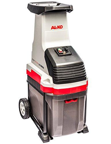 AL-KO - Biotrituratore elettrico a rulli - 2800watt con cesto di Raccolta. Cesto 48l polipropilene.