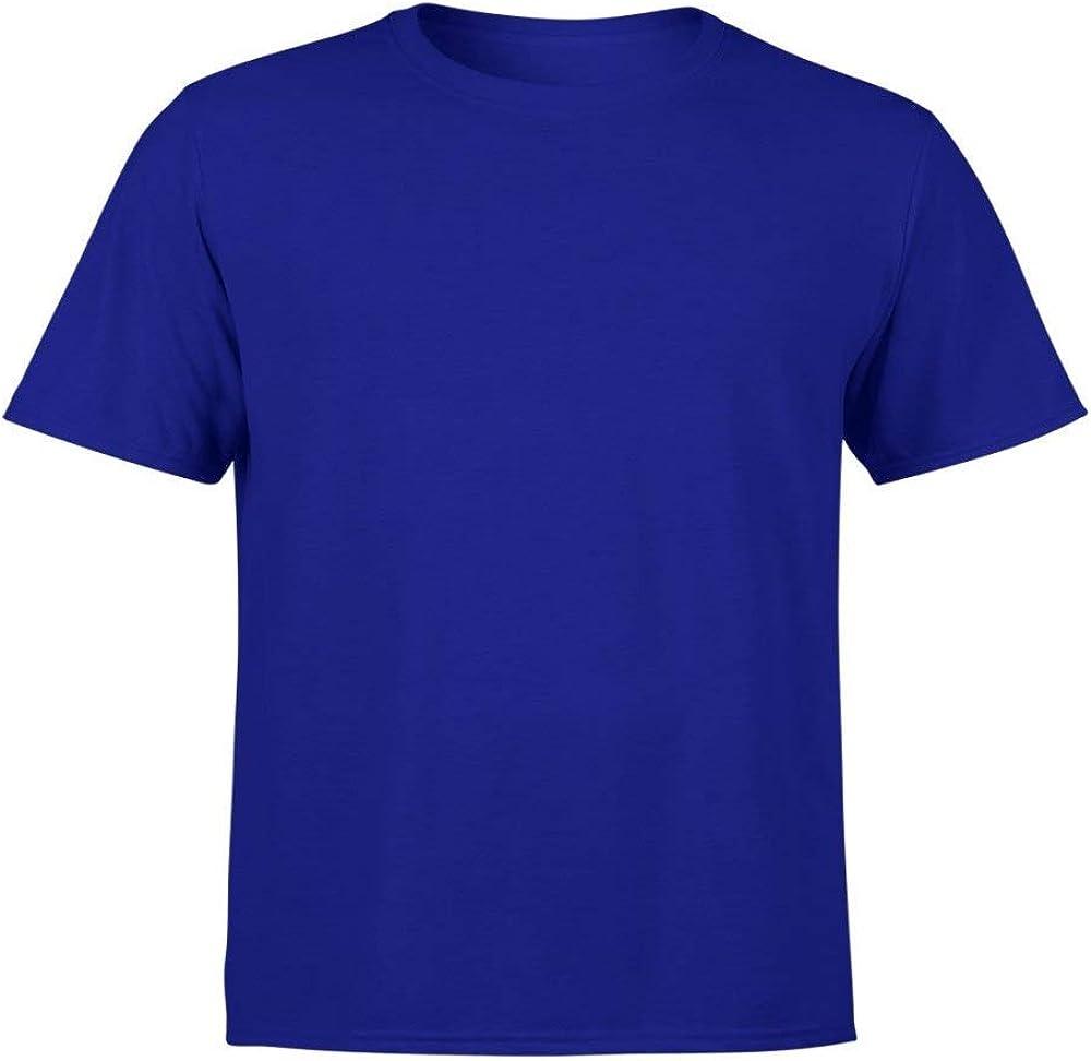 Greystone Big Sizes Men's Solid Crew Neck Short Sleeve T-Shirts