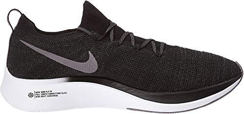 Nike Men's Competition Running Shoes, Multicolour Black Gunsmoke White 001, 12 UK