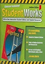 Glencoe Exclusive! Student Works: All-In-One Interactive Student edition and Studfent Resources : Indiana Edition
