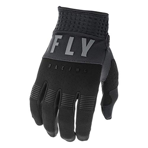 Fly Racing 2020 F-16 Gloves (Large) (Black/Grey)