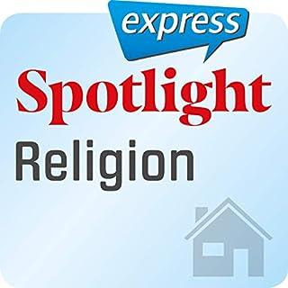 Spotlight express - Mein Alltag: Wortschatz-Training Englisch - Religion Titelbild