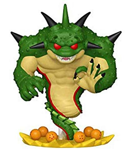 10Cm Dragon Ball Z Dragon Porunga Figura De Vinilo Modelo Juguetes