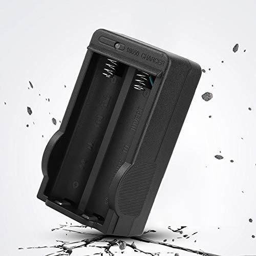 Baterías, baterías Recargables Recargables con Enchufe de la UE, (100-240 V) 4 Piezas Resistentes al Calor para el hogar