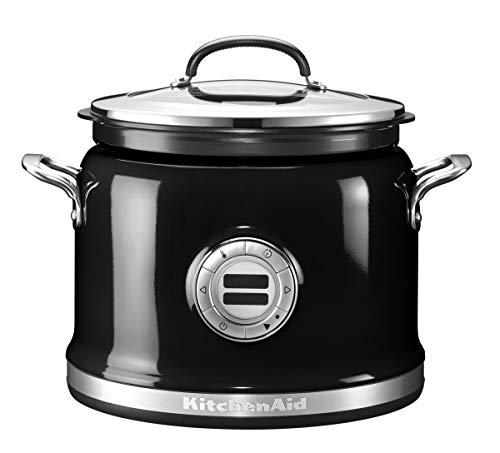 KitchenAid 5KMC4241EOB 5KMC4241 Multicuiseur Noir Onyx,...