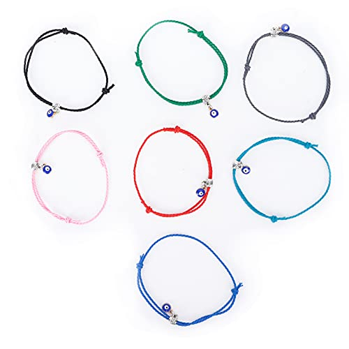 Pulsera de nailon, resistentes pulseras de cuerda Impermeable De moda Resistente al desgaste para bodas, cumpleaños, vacaciones, Navidad