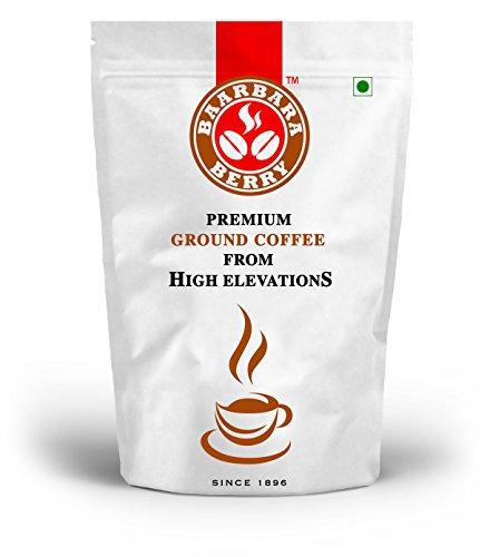 Baarbara Berry Premium Filter Coffee Bean Powder for Speed-up Weight Loss(Black Coffee), 250g