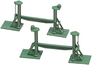 Faller 120278 Spindle Lifting Jacks 2/HO Scale Building Kit