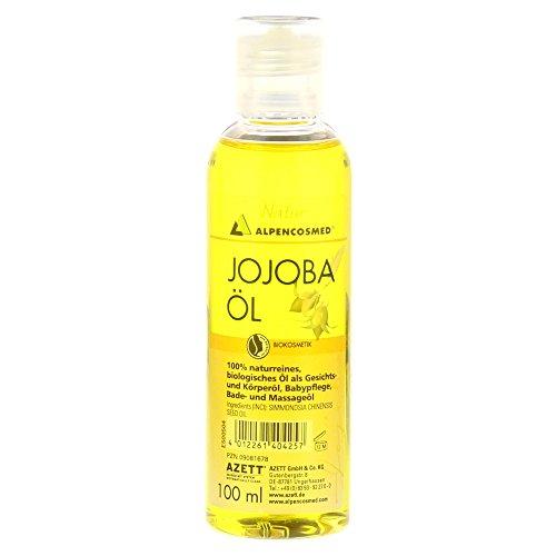 NATRUE Alpencosmed Jojobaöl 100 ml