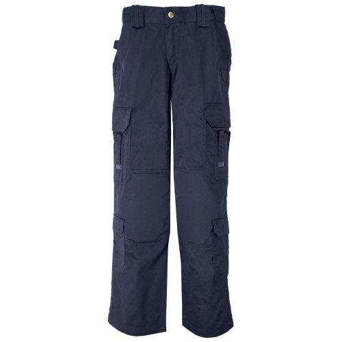 5.11 Tactical Damen EMS Uniform Arbeitshose, Poly-Baumwoll-Twill, Style 64301, Damen, Dunkles Marineblau, 8L