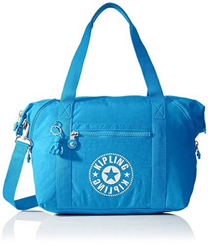Kipling Damen Art Nc Tornistertasche Blau (Methyl Blue Nc)