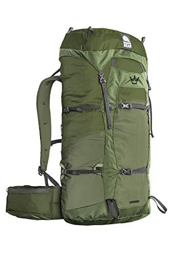 Granite Gear Crown 2 60L Backpack - Men's Fatigue/Pine Regular