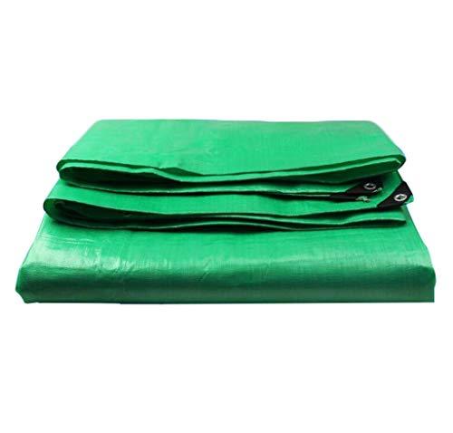HQQ Lona de protección contra la Lluvia UV Resistente a la Intemperie, Resistente a la Intemperie, a la Intemperie, a la Intemperie UV (Size : 8x10m)