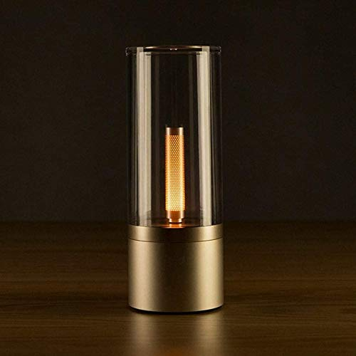 Xiaomi YLFW01YL lampe de table d'ambiance, Plastique, 5 W, Or