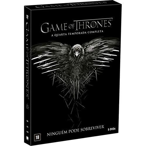 Game of Thrones – A Quarta Temporada Completa