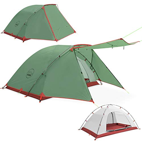 KAZOO 2 Person Camping Tent