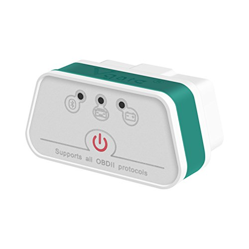 vgate - iCar 2 Bluetooth 3.0 - Color Blanco/Verde