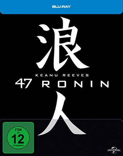 47 Ronin - Steelbook [Blu-ray] [Limited Edition]