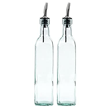 Tablecraft H9085 Olive Oil Dispenser, 8 oz SET OF 2