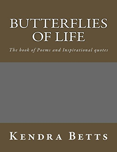 Butterflies of Life: The book of Poems and Inspirational quotes (English Edition)