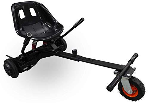 BEEPER sospensioni per Hoverboard R4-Kart-S Unisex Bambino, Nero, 425 (l) x 800 à 1000 (L) x 550 (H) mm