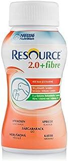 Resource 2.0 Fibre, Apricot, 200Ml, 24/Ctn