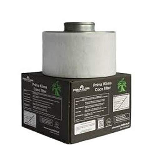 Prima clima AKF eco k2601-125 360 m³//h Ø 125 mm PK filtro de carbón activado grow