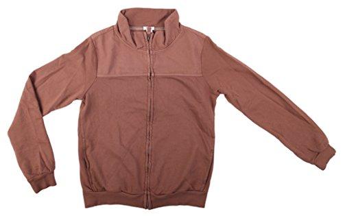 Diesel Damen Pullover uflt Enger Felpa Größe: S, Braun, Sweatshirt, Sweatjacke