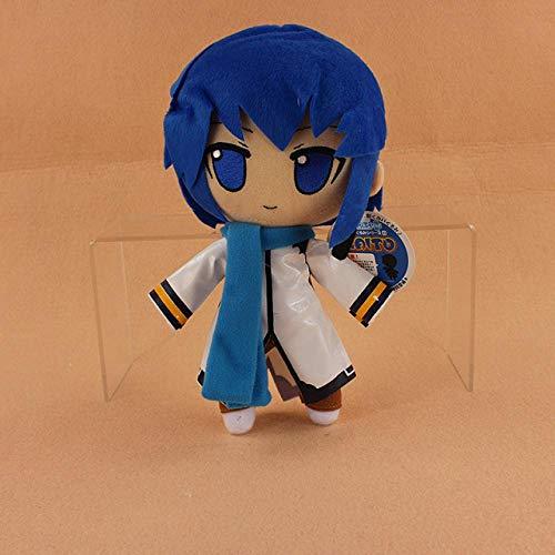 2 Styles Lovely Hatsune Miku Vocaloid Hatsune Miku Kaito Kagamine Rin Len Plush Soft Stuffed Doll Toys A