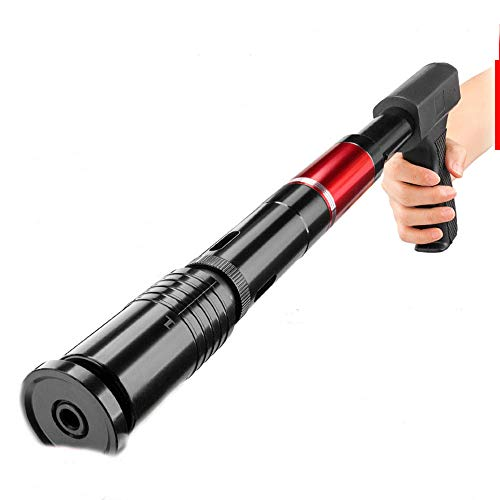 Ceiling Nailer Fully Automatic Nailing Woodworking Decoration Integration for Light Steel Keel, Steel Plate, Concrete, Bridge, Anti-theft (A9, Handheld)
