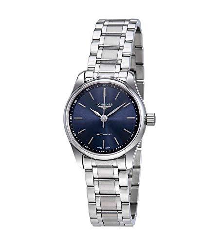 Longines Master Collection L2.128.4.92.6 - Reloj automático para mujer