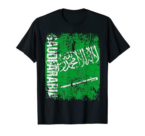 ARABIA SAUDITA Bandera   Hombres Mujeres Niños ARABIA Camiseta