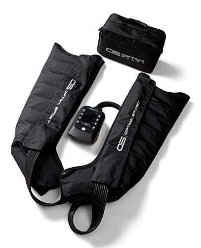 Optima Sport Recovery Compression System. Compression Boots. Recovery Pump. Recovery Boots. Blood & Lymphatic Circulation Therapy System (85 cm length)