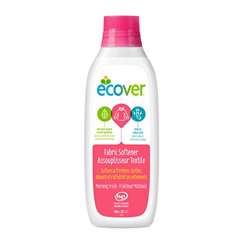 Ecover Fabric Softener Liquid, Morning Fresh, 32 Ounce