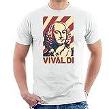 Photo de Cloud City 7 Antonio Vivaldi Retro Propaganda Poster Men's T-Shirt