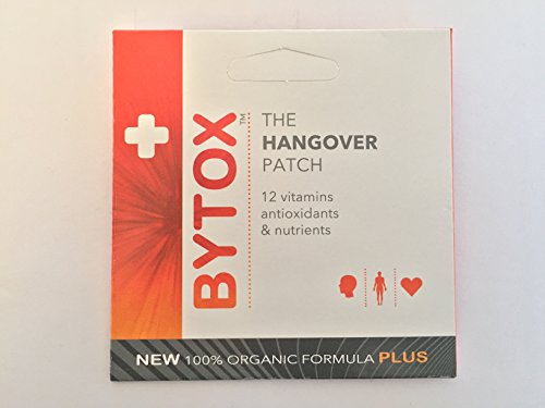 Bytox The Hangover Patch, 25 Pack