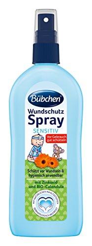 Bübchen Wundschutz Spray für Kinder und Babys, 100ml