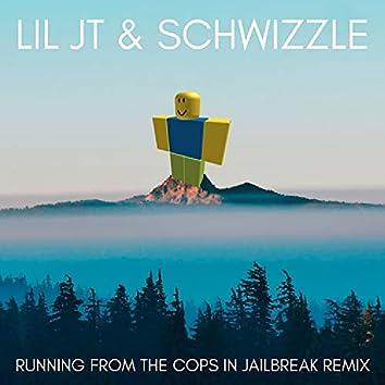 RUNNING FROM THE COPS IN JAILBREAK (Remix)