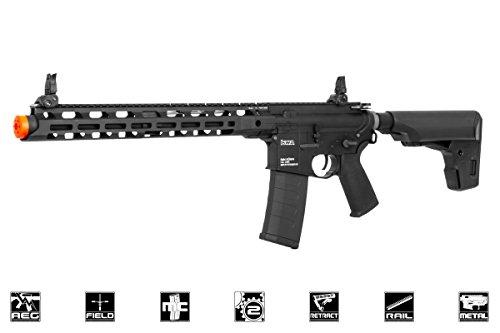 KWA Ronin 3 Recon RM4 ML AEG Airsoft Gun (Black)