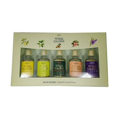 Acqua Colonia Acqua colonia lemon & ginger geschenkset 8x5ml 200 g