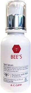 A.C Care Bee's Spot Serum For Sensitive Skin with Bee Venom Honey Royal Jelly Propolis Extract