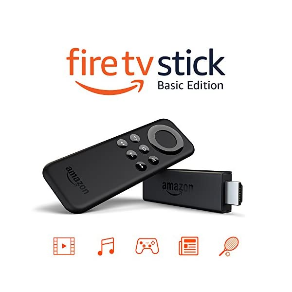 Fire TV Stick   Basic Edition (International Version)