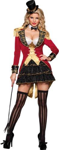 Fun World Damen Big Top Tease Extra Large Kostüme für Erwachsene, Mehrfarbig, X
