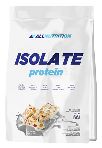 All Nutrition Isolate Protein Shake Powder, Cookies Biscuit