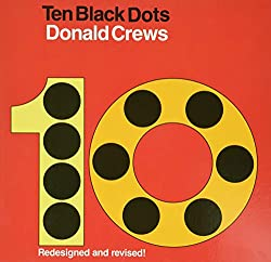 ten black dots - teaching numbers to kids