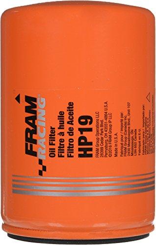 FRAM HP19 High Performance Spin-On Oil Filter