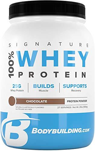 Bodybuilding Signature 100% Whey Protein Powder | Amazon