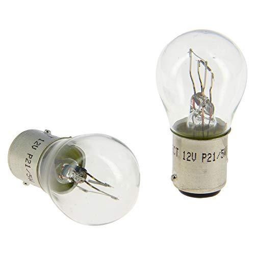 XL Tech 132322 2 Ampoules P21/5W, 12 V, Veilleuses