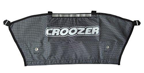 Vorderseite aus Stoff Croozer Cargo P. Croozer schwarz 2009