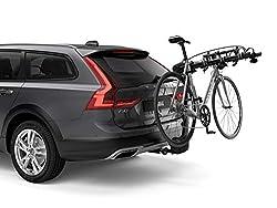 Thule Apex XT 4 Bike Hitch Rack , BLACK